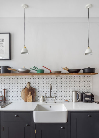 Fusion Kitchen by Patrick Lewis Architects