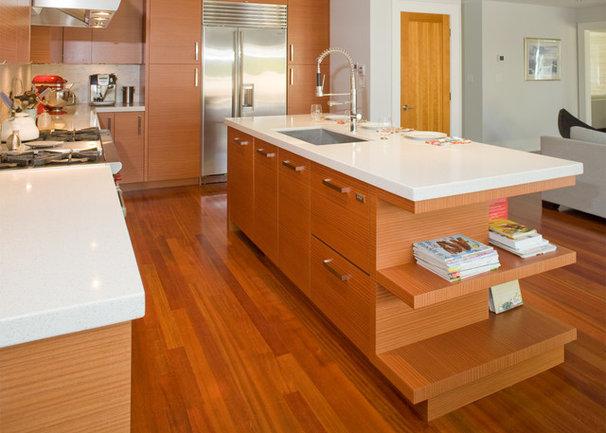 Contemporary Kitchen by Reid Developments Ltd