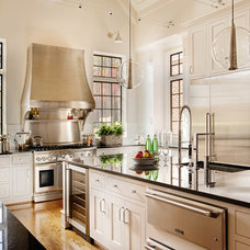 transitional kitchen by dustin.peck.photography.inc