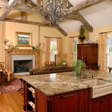 Traditional Kitchen by Accents of the South