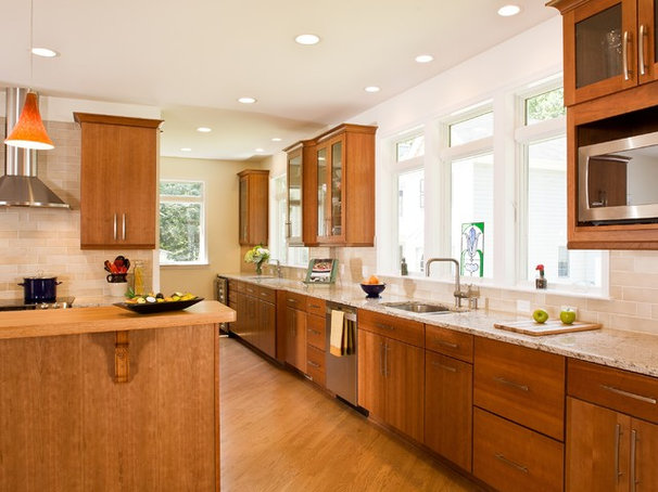 Traditional Kitchen by Dorman Home Remodeling, Inc.