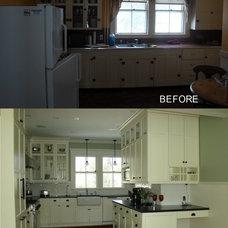 Kitchen by Robin Amorello, CKD CAPS - Atmoscaper Design