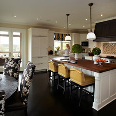 Contemporary Kitchen by Vivid Interior Design - Danielle Loven