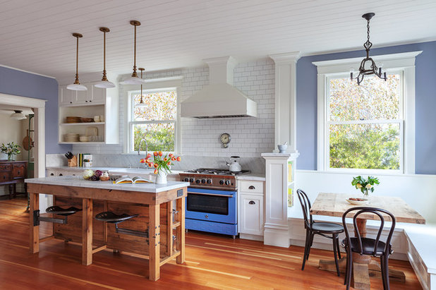 Traditional Kitchen by Sogno Design Group