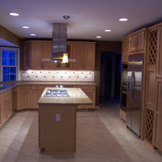 Traditional Kitchen by Juliano Design Build
