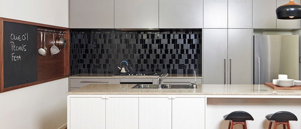 Contemporary Kitchen By Dimensions By Design