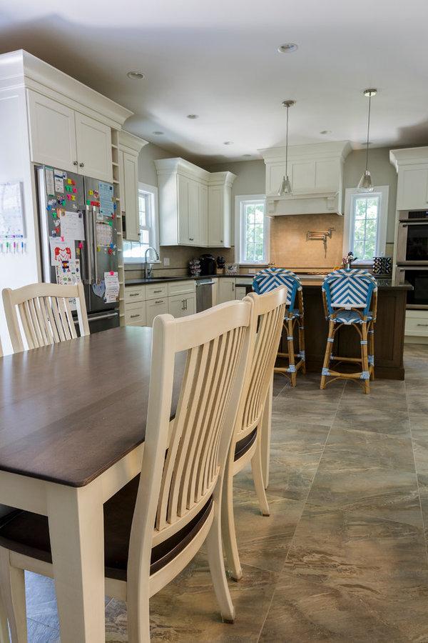 Chappaqua Transitional Kitchen