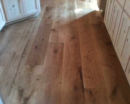 Stained White Oak Houzz