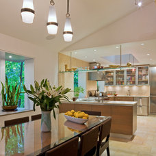 Contemporary Kitchen by Charles Rabinovitch Architects