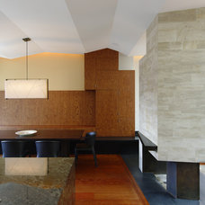 Contemporary Kitchen by Charles Rose Architects Inc.