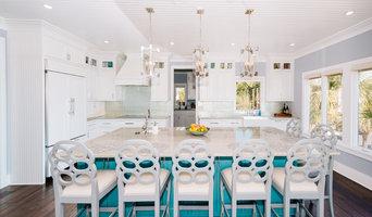 Charleston Beach House Kitchen