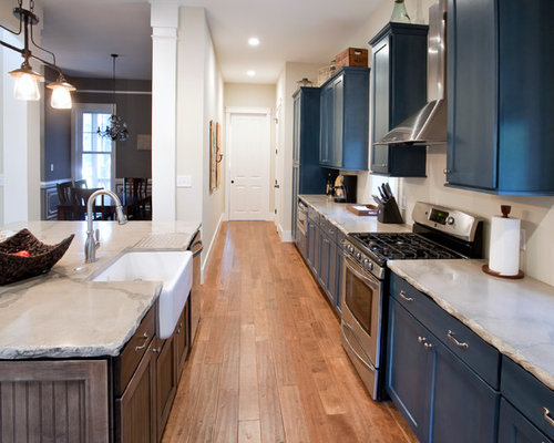 Chiseled Edge Granite Counter Tops Houzz