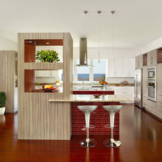 Contemporary Kitchen by DLB Custom Home Design