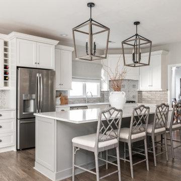 Charlotte, NC- Farmhouse inspired kitchen