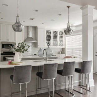 75 Beautiful Galley Kitchen With Subway Tile Backsplash Pictures Ideas December 2020 Houzz