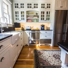 Traditional Kitchen by Sweeney Designbuild