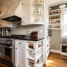 Traditional Kitchen by Sweeney Designbuild