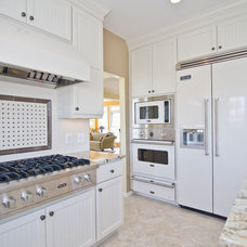 Traditional Kitchen by April Case Underwood