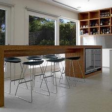 Modern Kitchen by Robson Rak Architects Pty Ltd