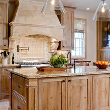Rustic Kitchen by Erika Bierman Photography