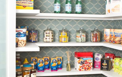 Stylish Kitchen Pantries For the 21st Century