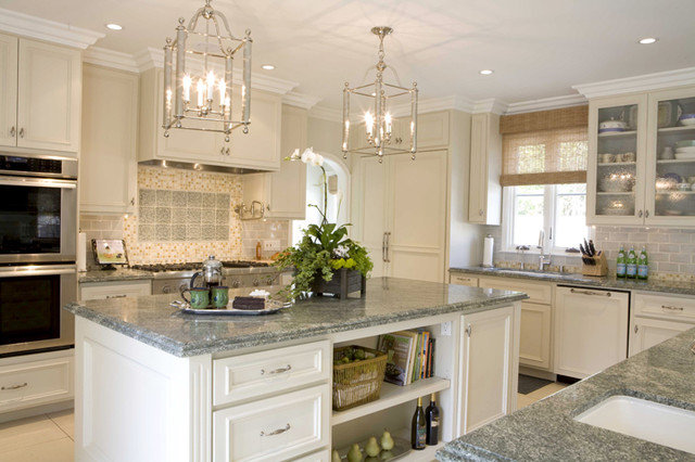 5 Favorite Granites for Gorgeous Kitchen Countertops