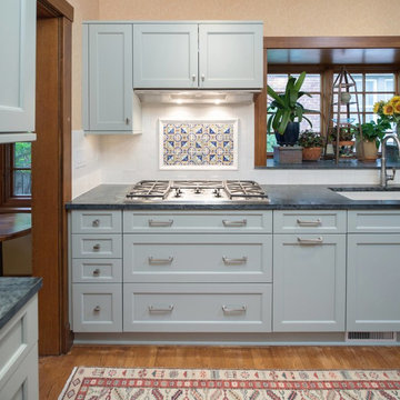 Charming Brookside Galley