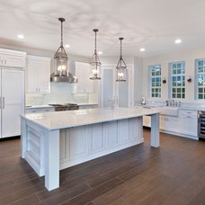Contemporary Kitchen by The Lykos Group, Inc.
