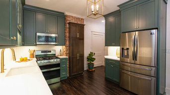 Charming Historical Kitchen