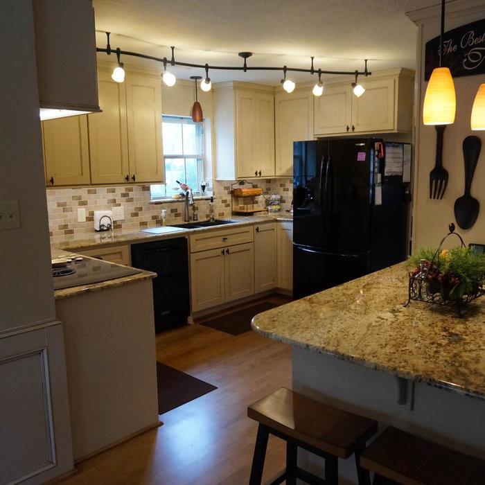 Charming New Kitchen