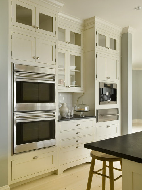 Double Oven Warming Drawer Houzz