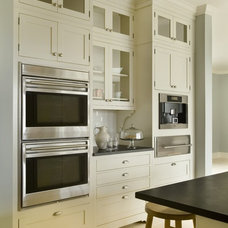 contemporary kitchen by Aquidneck Properties