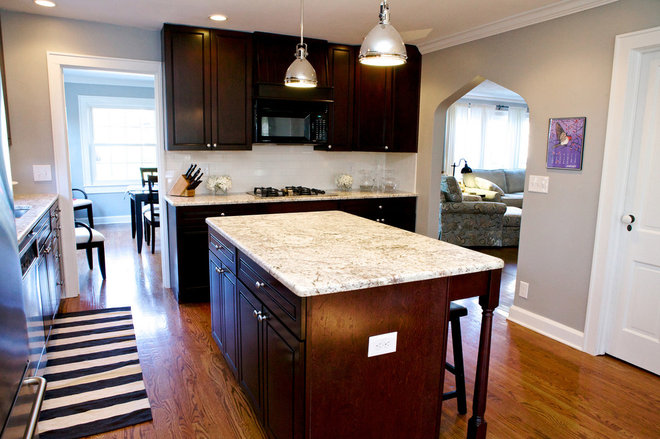 Traditional Kitchen by Stilwell Design & Remodeling
