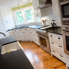 Traditional Kitchen by Vetsch Custom Cabinets