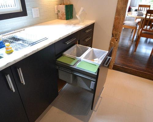 kitchen ideas example of a trendy kitchen design in atlanta