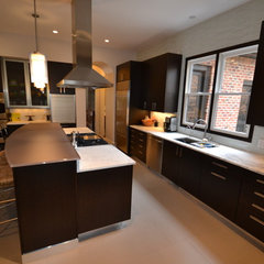 contemporary kitchen by The Furniture Guild