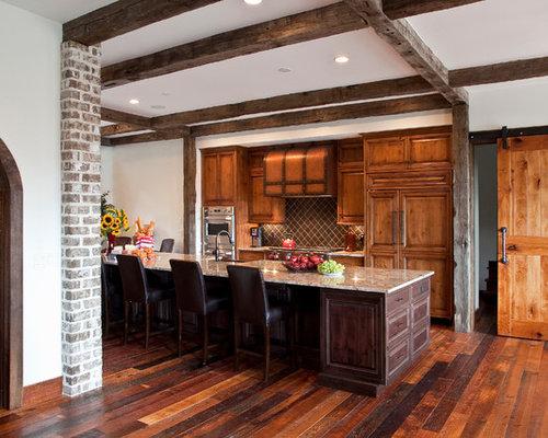 Barn Wood Flooring - Barn Wood Flooring Houzz