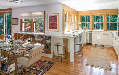 An Addition Brings Light and Style to a Cape Cod Kitchen