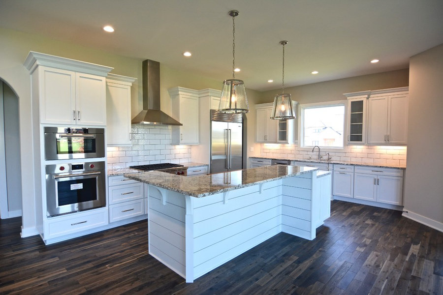 Chatham Hills Farmhouse Kitchen