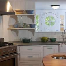 Eclectic Kitchen by Jessica Williamson