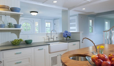 Kitchen Design Secret: Why You May Want a Separate Cleanup Sink