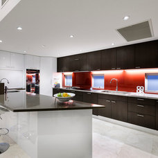 Contemporary Kitchen by Cambuild