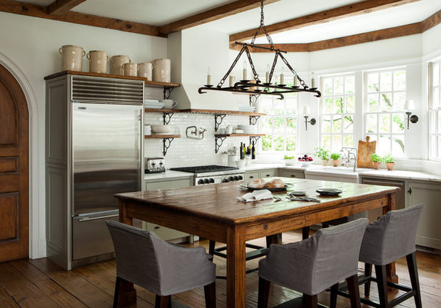 New This Week 3 Fabulous Farmhouse Kitchens