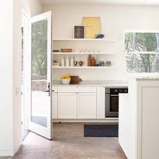 Farmhouse Kitchen by Houseplans Studio