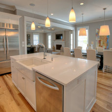 Traditional Kitchen by Burrus Architecture & Construction, LLC