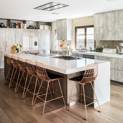 Rustic Modern Kitchen Cabinets: Rustic Modern Kitchen Photos