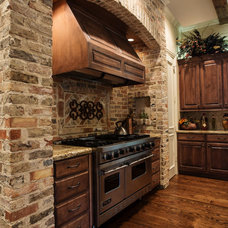 Traditional Kitchen by Desco Fine Homes