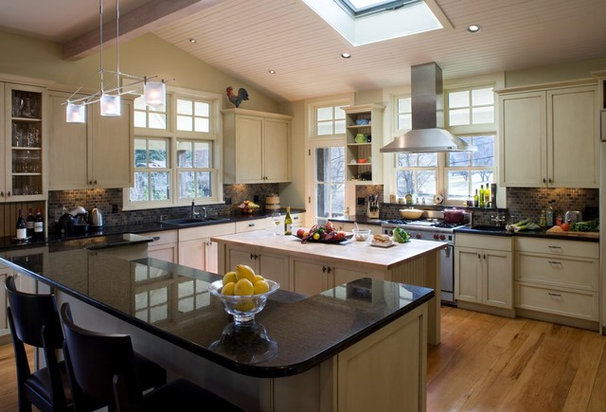 Eclectic Kitchen by Kitchens By Design