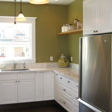 Traditional Kitchen by Introspecs LLC