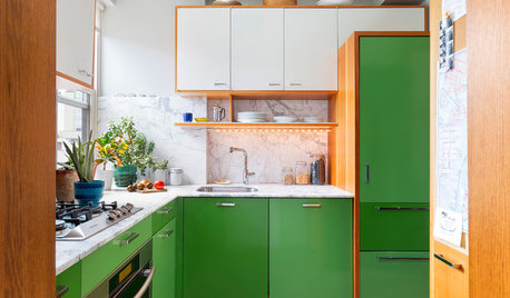 Color on Houzz: Green Decorating Tips